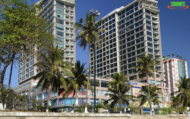 Khu căn hộ cao cấp và dịch vụ khách sạn LOTUS VILLAGE CONDOTEL - TCSOFT HOTEL