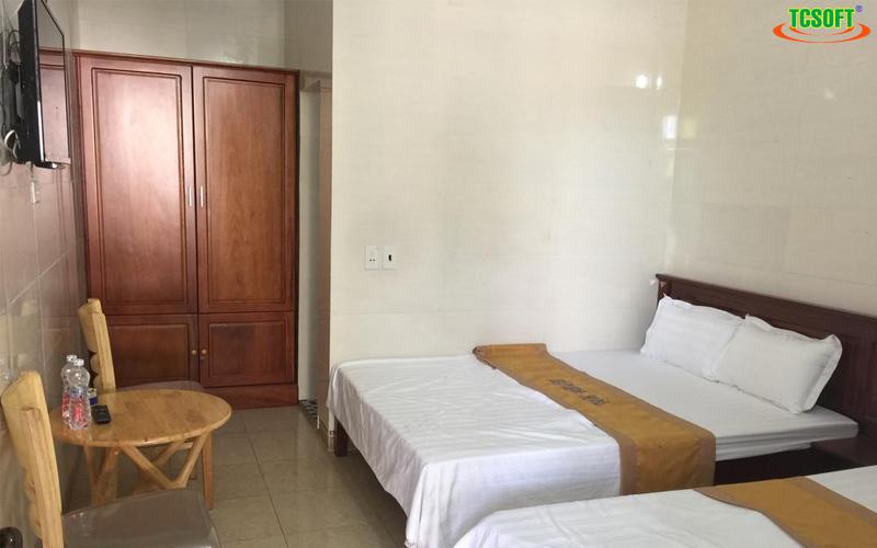 Nhà Nghỉ 123 sử dụng TCSOFT HOTEL để thành công hơn