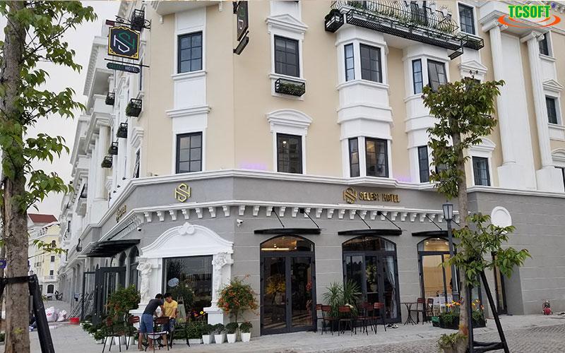 Phần mềm quản lý khách sạn TCSOFT HOTEL - KS Select Hotel